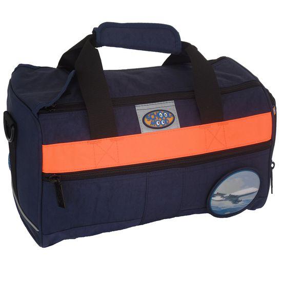 School Mood Sporttasche Blue