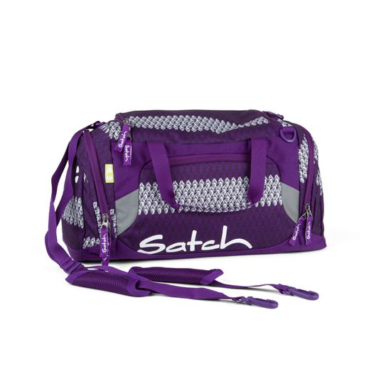 Satch Sporttasche Purple Boshi