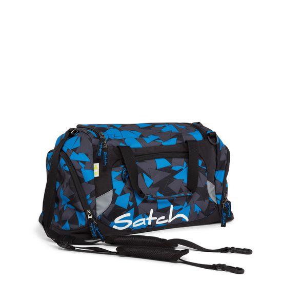 Satch Sporttasche Blue Triangle