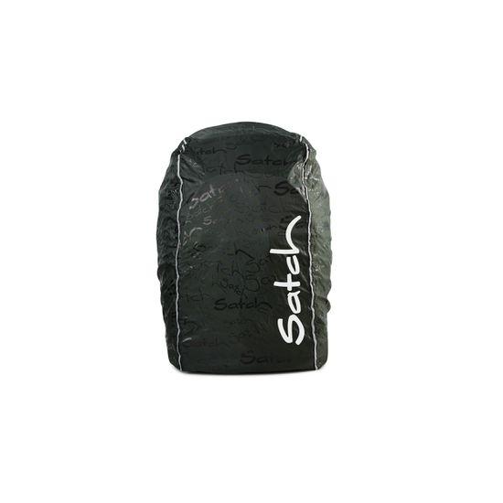 Satch Regencape / Regenhülle schwarz
