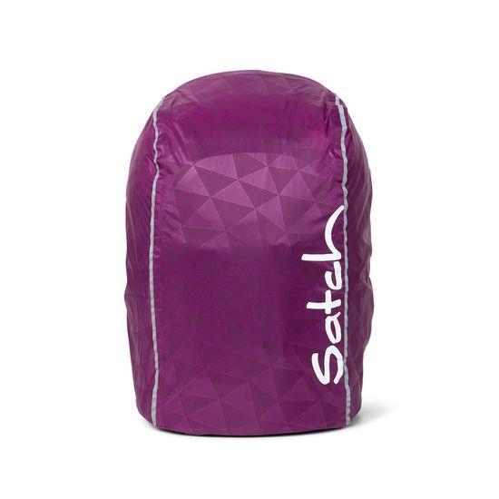 Satch Regencape / Regenhülle Purple lila