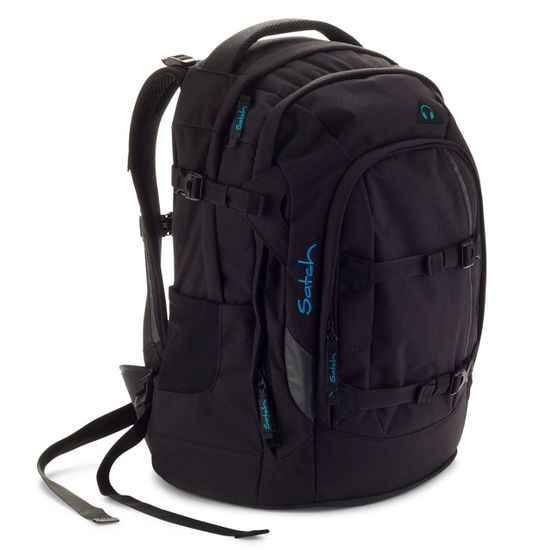 Satch Pack Black Bounce Schulrucksack