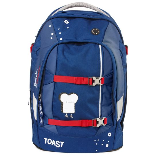 Satch Pack Cleptomanicx Blue Toast Schulrucksack