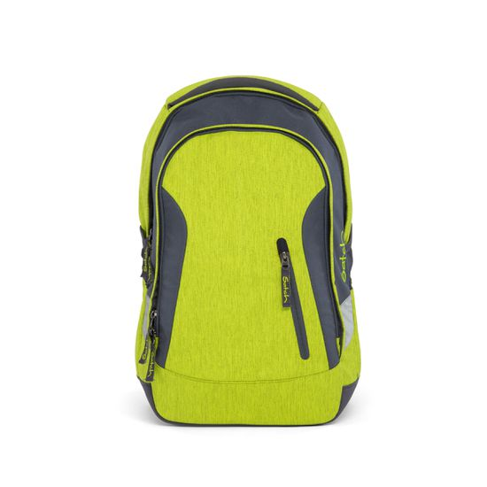 Satch Sleek Ginger Lime Schulrucksack