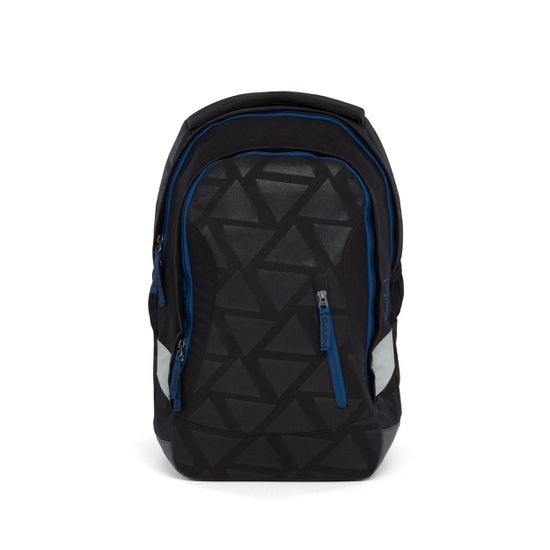 Satch Sleek Black Triad Schulrucksack