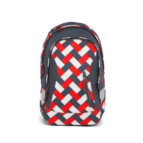 Satch Sleek Chaka Bricks Schulrucksack
