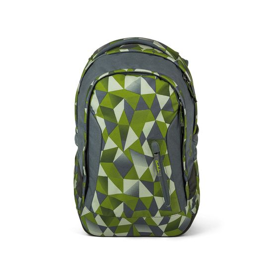 Satch Sleek Green Crush Schulrucksack