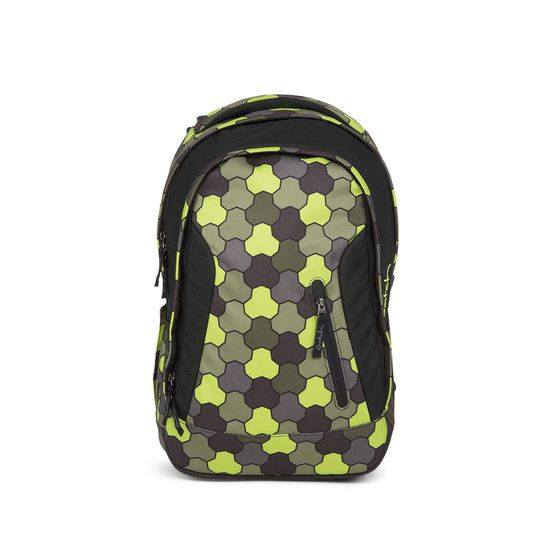 Satch Sleek Jungle Flow Schulrucksack