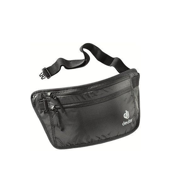 Deuter Belt II Black Bauchtasche Hüfttasche