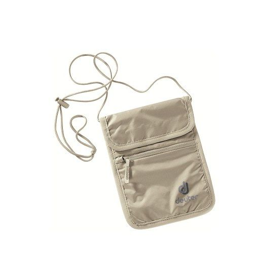 Deuter Security Wallet II Brustbeutel Sand