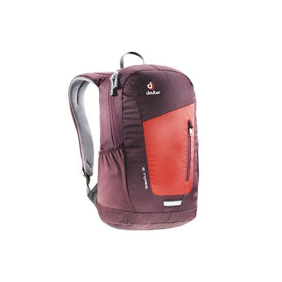 Deuter Step Out 12 Fire Aubergine Rucksack