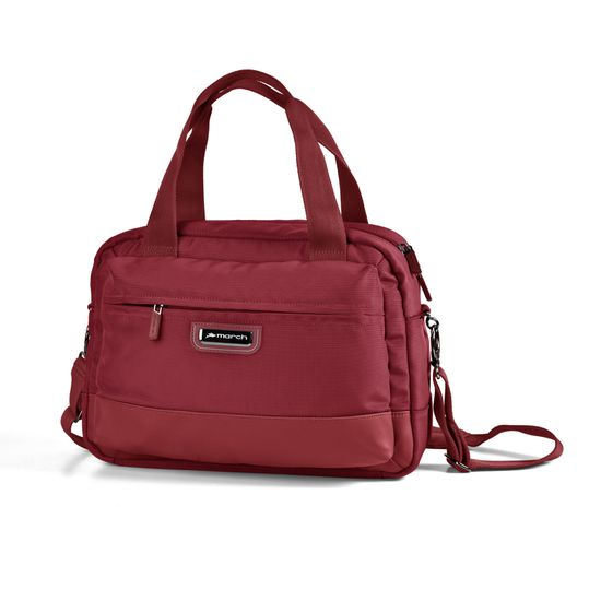 March Stow A'way Red Schultertasche