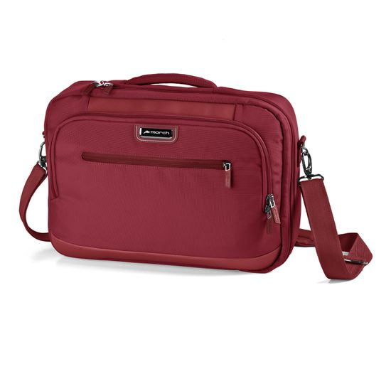 March Take A'way Red Laptoptasche