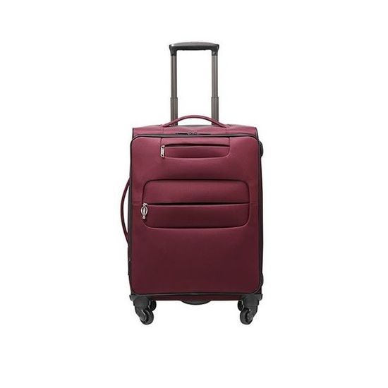 Stratic - Koffer / Trolley - Take Off - 4 Rollen - M - Bordeaux