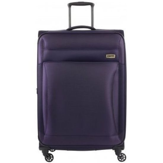 TITAN - Koffer / Trolley M - 4 Rollen Royal 360° - Purple