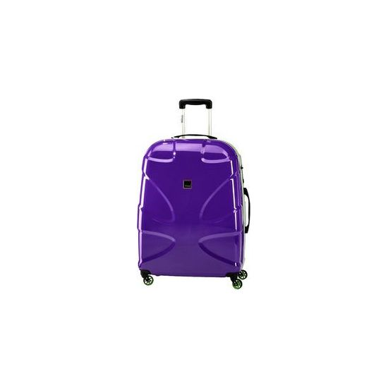 TITAN - Koffer / Trolley S - 4 Rollen X2 Fun  360° - Lilac / Orange