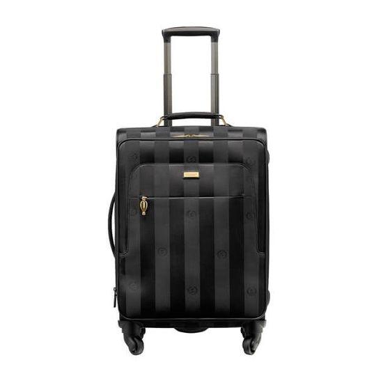 Stratic - Koffer / Trolley - Topas2  - 4 Rollen - M - Schwarz