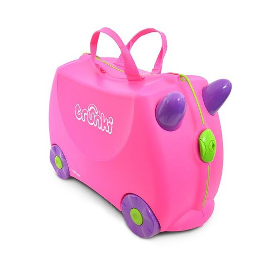 Trunki Trixie Pink Kinderkoffer