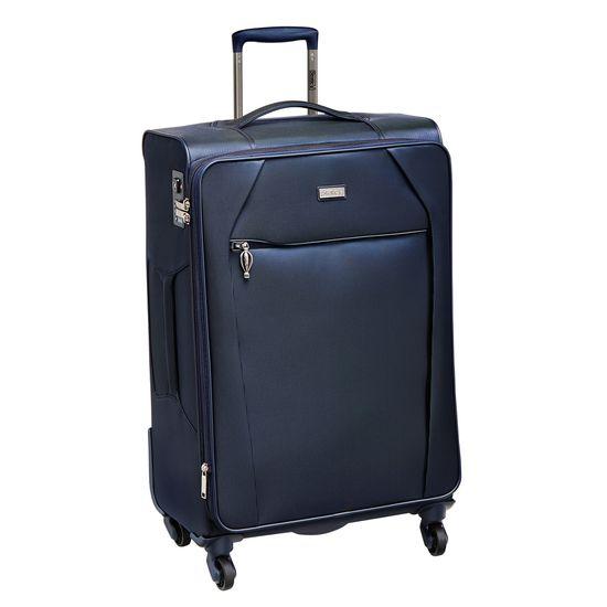 Stratic - Koffer / Trolley - Unbeatable 2  - 4 Rollen - L - Blau