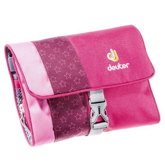 Deuter - Wash Bag I Kids Kinder Waschbeutel / Kulturbeutel - pink