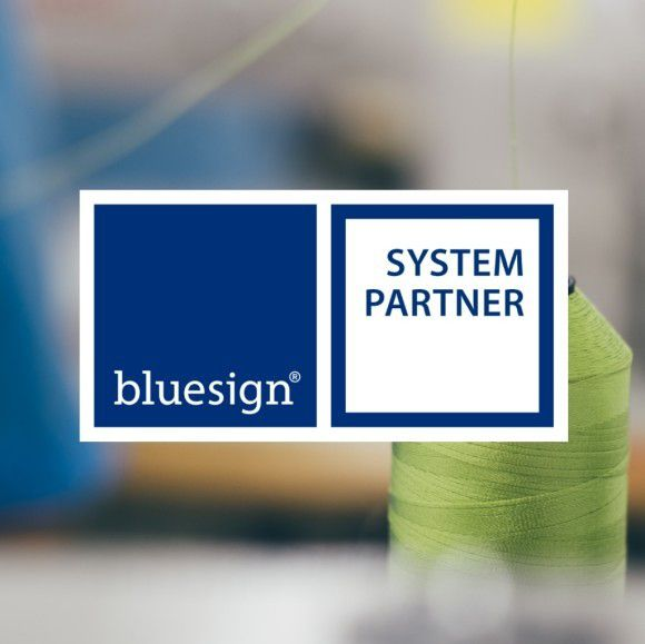 FOB Bluesign Systempartner