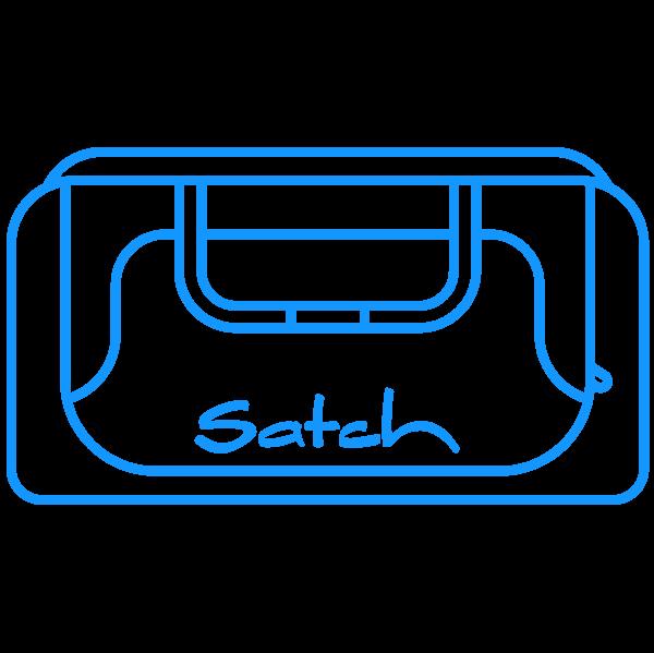 Satch Sporttasche Icon